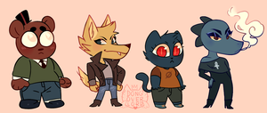 THE CREW by dongoverlord