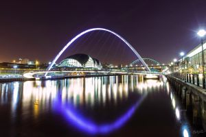 Tyne Reflections by rephocus
