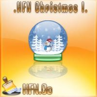 HFN Christmas by faridnafar