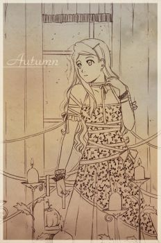 Autumn by meago