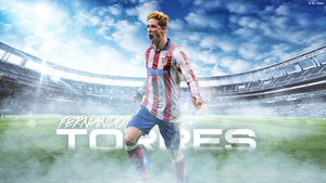Fernando Torres AM - WALLPAPER by NinoGRAPHICS