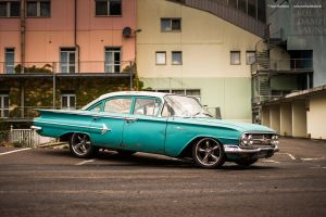 1960 Bel Air by AmericanMuscle