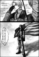 Alfred X Arthur story Page3 by Qianqiu