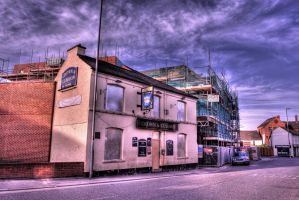 Time At The Bar HDR by nat1874