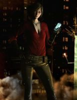 Ada Wong by PhlegmaticPerson