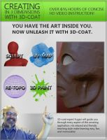 Creating with 3D Coat by i13Promotions