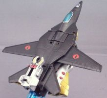 GI Joe TF Cobra Flight Bat 2 by Shinobitron
