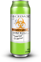 L4D2 Boomer Bile Energy Drink Can Concept by FearOfTheBlackWolf