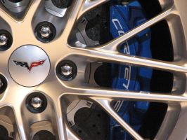 CORVETTE SUPERCHARGED ZR1 -6 by Big-D-pictures