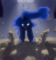 There can only ONE princess of equestria! by Sugarbiites
