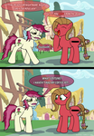 Ask Pun Pony: Nightmare-Night (#148) by AniRichie-Art