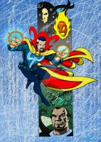 Doc Strange pic by mikecollins
