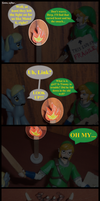The Legend of Zelda: Pain in the Ass (Pt. 8) by TheRockinStallion