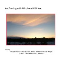 Windham Hill - Live CD cover (personnal) by dlighted