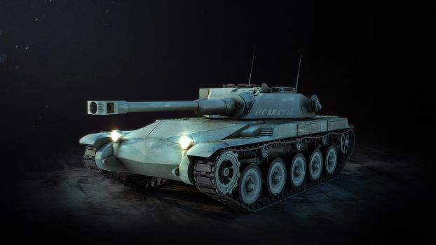 Tank ELC AMX by Forinte