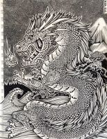 dragon001 by HundredHands