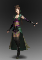 DW8: Liangchen by ShootingStar03