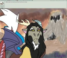 Ask Discord: Discordedjcpbug by ShowtimeandCoal