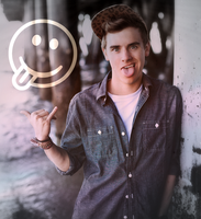 Connor Franta by LPSdreamprouductions