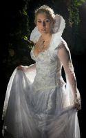 Once Upon A Time Cosplay - Snow Queen Ingrid I by Azure-Hawker
