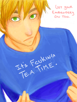 APH - Earl Grey Please by EvanescentRose116