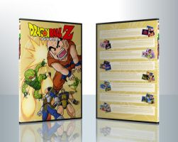 DBZ Collection - DVD3 by isa-pinheiro