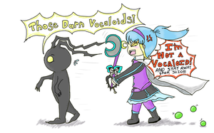 Those Darn Vocaloids! by Drizzle-The-Glaceon