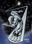 Silver Surfer by Lazaer
