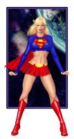 Supergirl by Wes-James