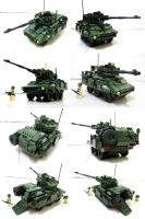 Light Weight Armour Vehicle 3 by SOS101