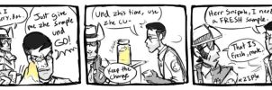 Urine sample part 2 by Spring-the-Rabbit