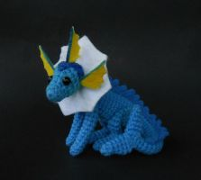 Vaporeon by Pickleweasel360
