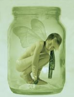 Magick in a Jar by Br0k3Nd0LL86