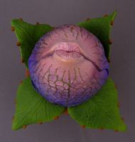 Audrey II seedling - lips by AlfredParedes