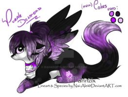 Tannzix adoptable ~ 3 by BiahAdopts