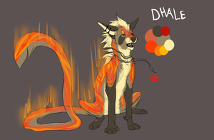 Dhale reference by Rinermai