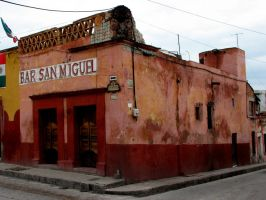 Bar San Miguel by molksal
