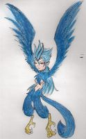 Harpy by Eternal-Shadow-S
