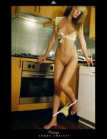 Kitchen yellow 1 by auxcentral
