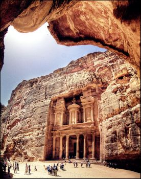 Petra I by mikeb79