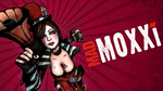 Mad Moxxi Wallpaper by MrWallas79