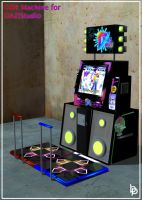 DDR Machine by ElBorja