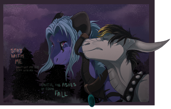 Why Can't I Feel You by RiverQuartz