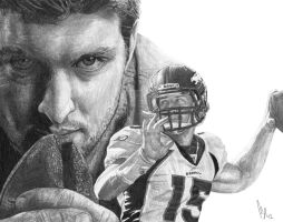 Tim Tebow by rshaw7