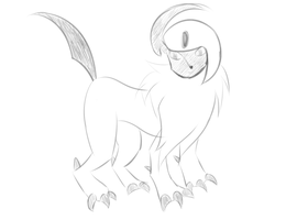 Absol by Zhooves