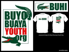 Buyo Buaya Youth Org by emodist
