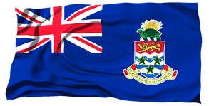 Flags of the World: The Cayman Islands by MrAngryDog
