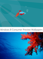 Windows 8 Consumer Preview Wallpapers by Misaki2009