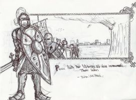 Total Peace and War by Anvilous
