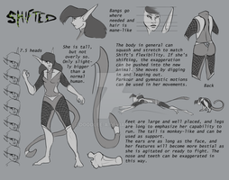 Shifted: Character Mechanics Sheet by Doodlee-a